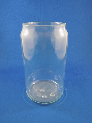 "Taper Water Glass - 5 1/4"" Tall"