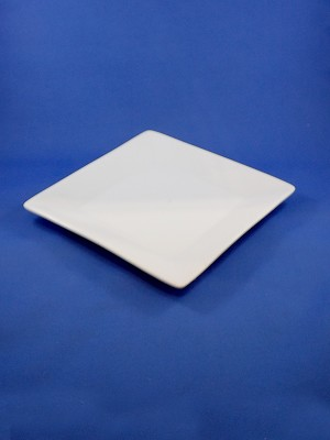 Square Dinner Plate - 8 1/2""